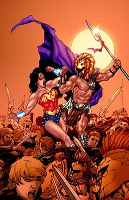 Wonder Woman: Rise of the Olympian - Simone, Gail