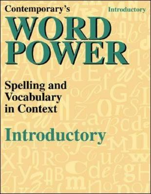 Word Power a - Contemporary Books