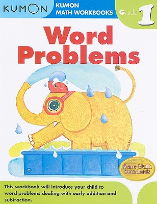Word Problems, Grade 1 - Kumon Publishing (Creator)