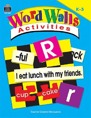 Word Walls Activities - Campell, Dawn