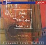 Works by Villa-Lobos & Ginastera - Alexander-Sergei Ramírez (guitar)