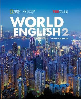 World English 2: Combo Split A with CD-ROM - Johannsen, Eric