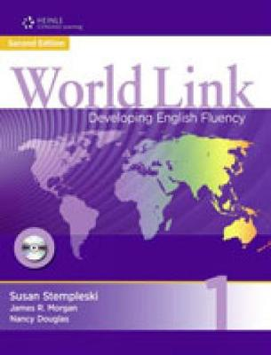 World Link 1: Combo Split A with Student CD-ROM - Stempleski, Susan, and Morgan, James, and Douglas, Nancy