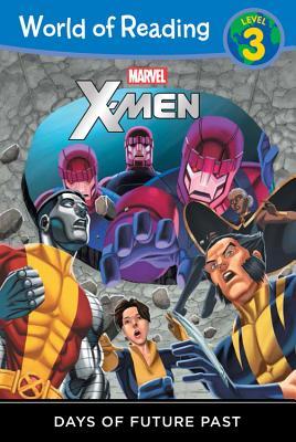 World of Reading: X-Men Days of Future Past: Level 3 - Macri, Thomas