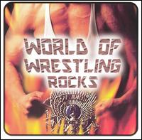 World of Wrestling Rocks - Various Artists