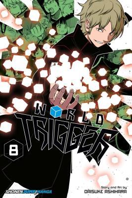 World Trigger, Vol. 8 - Ashihara, Daisuke