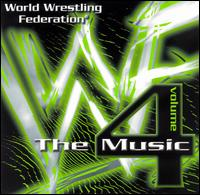 World Wrestling Federation: The Music, Vol. 4 - Various Artists