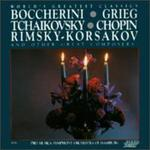 World's Greatest Classics: Boccherini, Grieg, Tchaikovsky, Chopin, Rimsky-Korsakov and other great composers