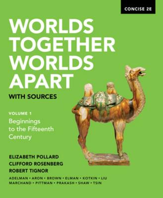 Worlds Together, Worlds Apart with Sources - Pollard, Elizabeth, and Rosenberg, Clifford, and Tignor, Robert