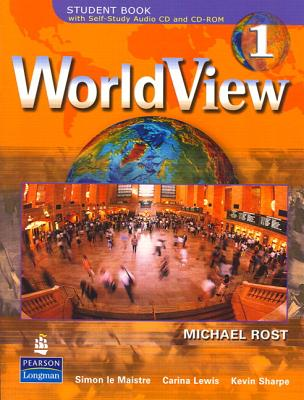 WorldView 1 with Self-Study Audio CD and CD-ROM Workbook 1A - Rost, Michael