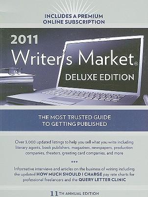 Writer's Market 2011 - Brewer, Robert Lee