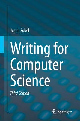 Writing for Computer Science - Zobel, Justin