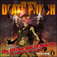 Wrong Side of Heaven and the Righteous Side of Hell, Vol. 1 [Clean Version] - Five Finger Death Punch
