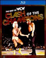 WWE: Best of WCW Clash of the Champions [2 Discs] [Blu-ray]