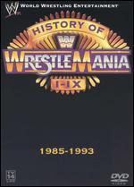 WWE: History of WrestleMania I-IX, 1985-1993