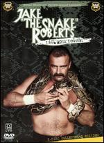 WWE: Jake the Snake Roberts - Pick Your Poison [2 Discs]