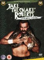 "WWE: Jake ""The Snake"" Roberts - Pick Your Poison -"