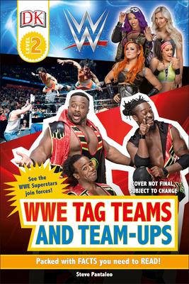 WWE Tag Teams and Team-Ups - Pantaleo, Steve
