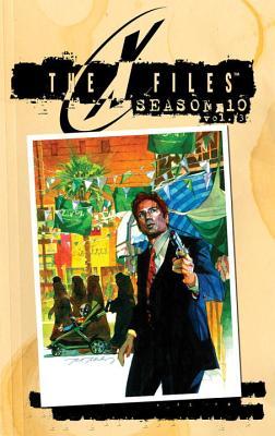 X-Files Season 10 Volume 3 - Harris, Joe, Professor
