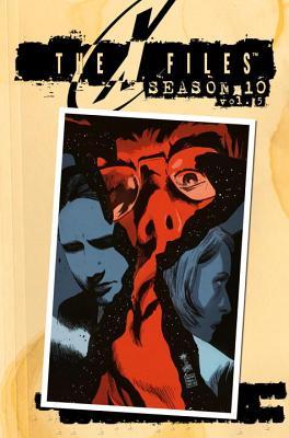 X-Files: Season 10, Volume 5 - Harris, Joe, Professor