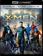 X-Men: Days of Future Past [4K Ultra HD Blu-ray/Blu-ray] [Includes Digital Copy] - Bryan Singer