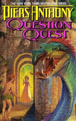 Xanth 14: Question Quest - Anthony, Piers