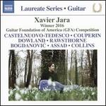 Xavier Jara: Winner 2016 Guitar Foundation of America (GFA) Competition