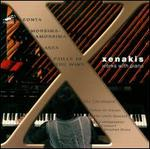 Xenakis: Works with Piano