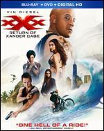 xXx: Return of Xander Cage [Includes Digital Copy] [Blu-ray/DVD]