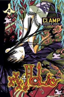 xxxHolic volume 4 - CLAMP, CLAMP