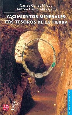 Yacimientos Minerales: Los Tesoros de la Tierra - Miguel, Carles Canet, and I Cano, Antoni Camprubi