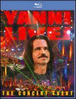 Yanni: Live - The Concert Event [Blu-ray]