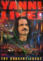 Yanni: Live: The Concert Event