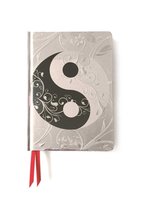 Yin and Yang (Contemporary Foiled Journal) - Flame, Tree