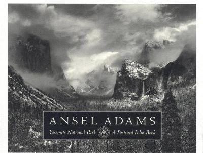 Yosemite National Park: A Postcard Folio Book - Adams, Ansel