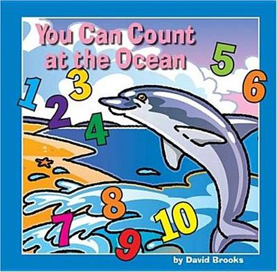 You Can Count at the Ocean - Brooks, David