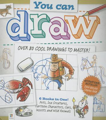 You Can Draw (binder relaunch) -