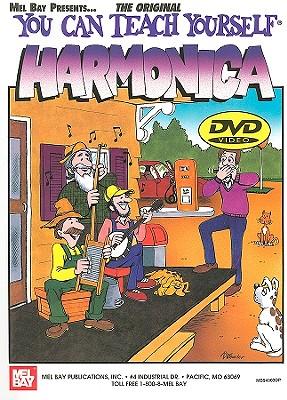 You Can Teach Yourself Harmonica - Heaps-Nelson, George, and McClintock Koehler, Barbara