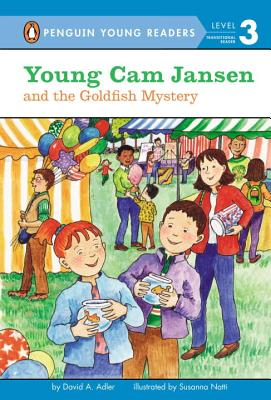 Young CAM Jansen and the Goldfish Mystery 19 - Adler, David A