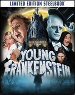 Young Frankenstein [40th Anniversary Edition] [Blu-ray] [SteelBook]