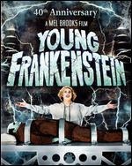 Young Frankenstein [40th Anniversary Edition] [Blu-ray]