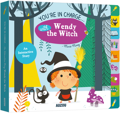 You're in Charge with Wendy the Witch - Morey, Marie