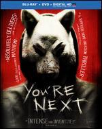 You're Next [2 Discs] [Includes Digital Copy] [UltraViolet] [Blu-ray/DVD] - Adam Wingard