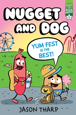 Yum Fest Is the Best!: Ready-To-Read Graphics Level 2 -