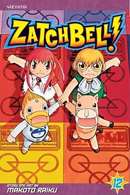 Zatch Bell!, Volume 12 -