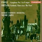 Zdenek Fibich: Symphony No. 1 in F major; Bedrich Smetana: Vysehrad, Vltava from Ma Vlast