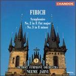 Zdenek Fibich: Symphony No.2 In E Flat, Op.38/Symphony No.3 In E Minor, Op.53