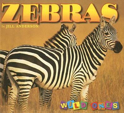 Zebras - Anderson, Jill