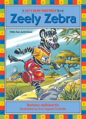 Zeely Zebra - deRubertis, Barbara