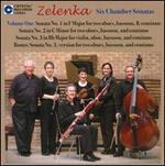 Zelenka: Six Chamber Sonatas, Vol. 1